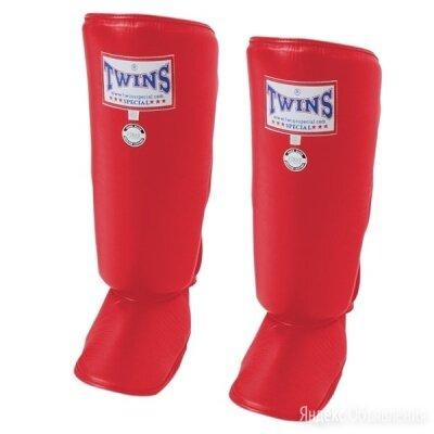 Защита голени и стопы Twins Special по цене 4999₽ - Спортивная защита, фото 0