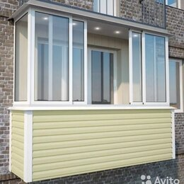 Окна - Остекление балконов, 0