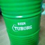Бочки - Бочка Tuborg BEER, 0