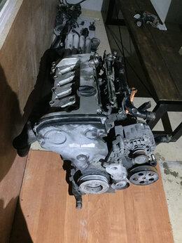 Двигатель и топливная система  - Запчасти Ауди А4 ALT 2.0, 0