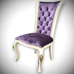 Стулья, табуретки - Купить мягкий стул, классический стул Шанель-3,…, 0