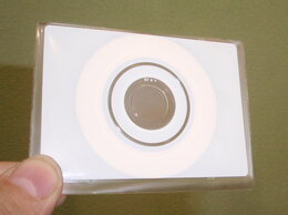 Диски - CD диск-визитка, 0