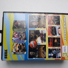 Игры для приставок и ПК - Картриджи на игровой приставки Sega и Денди, 0