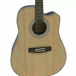 Акустические и классические гитары - Акустическая Гитара Cremona D-685C Natural, 0