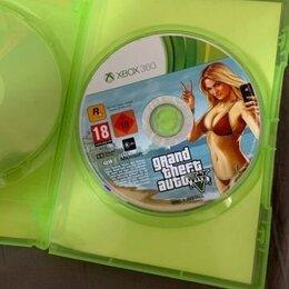 Игры для приставок и ПК - Xbox 360 GTA 5 Лицензия, 0