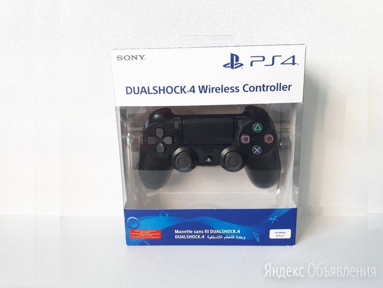 Геймпад DualShock 4 V2 Оригинал по цене 5000₽ - Аксессуары, фото 0
