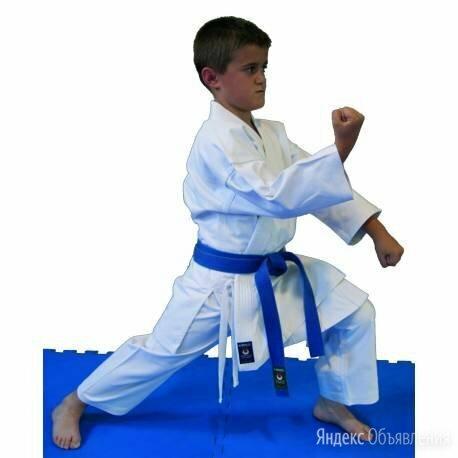 Кимоно для карате KAMIKAZE JUNIOR рост 160 по цене 6360₽ - Спортивные костюмы и форма, фото 0