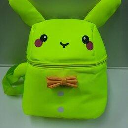 Рюкзаки, ранцы, сумки - Рюкзак детский Пикачу, 0