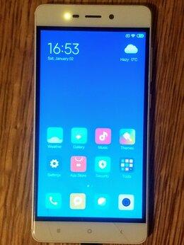 Мобильные телефоны - Телефон Xiaomi Redmi 4, 0
