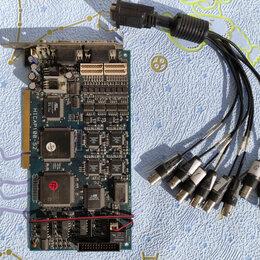 Видеозахват - HICAP 100-S2 8 канальная плата видеонаблюдения PCI, 0