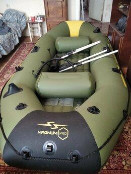 Надувные, разборные и гребные суда - Продам новую вёсильно-моторную лодку ПХВ с…, 0