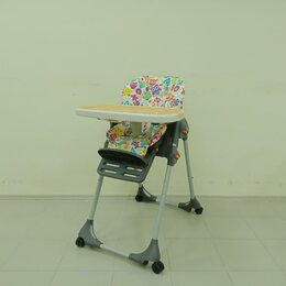 Стульчики для кормления -  Стульчик для кормления Chicco Polly., 0