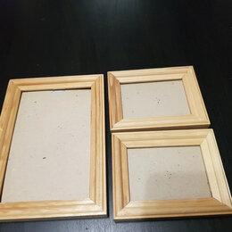 Фоторамки - Комплект рамок для фото IKEA 3 шт, 0