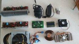 Радиодетали и электронные компоненты - Радио-детали, электронные модули., 0