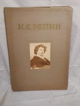 Искусство и культура - 70 репродукций с картин и рисунков И.Е.Репин…, 0