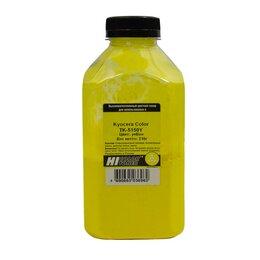 Чернила, тонеры, фотобарабаны - Тонер Hi-Black для Kyocera Color TK-5150Y, Y, 210 г, банка, 0
