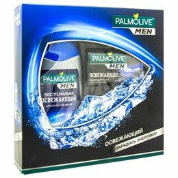 Подарочные наборы - Набор Палмолив МЕН Спорт гель+мыло коробка, 0