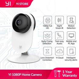 Камеры видеонаблюдения - Новая IP Камера видеонаблюдения Yi 1080P FullHD, 0