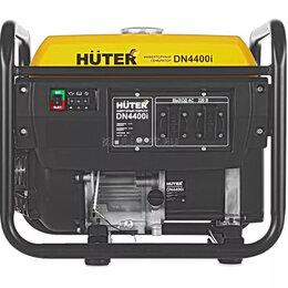 Электрогенераторы - Инверторный генератор DN 4400i HUTER , 0