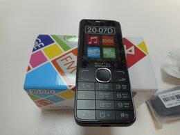 Мобильные телефоны - Alcatel OT 2007D, 0