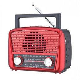 Музыкальные центры,  магнитофоны, магнитолы - Радиоприемник с USB HN-289UAT, 0