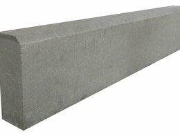 Тротуарная плитка, бордюр - Бордюр 1000х200х80, 0
