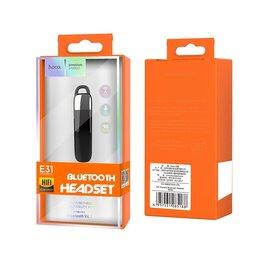Наушники и Bluetooth-гарнитуры - Bluetooth гарнитура Hoco E31, 0