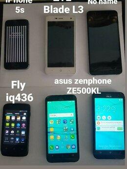 Мобильные телефоны - 6 смартфонов, 0