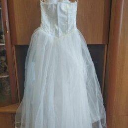 Платья - платье свадебное 44-46, 0