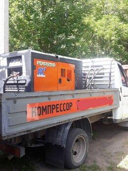 Воздушные компрессоры - Аренда,услуги компрессора, 0