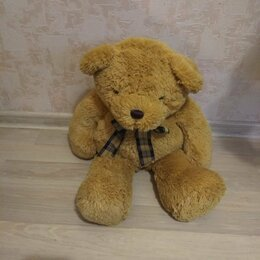 Мягкие игрушки - Плюшевый медведь, 0