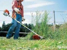 Бытовые услуги - Покос травы, 0