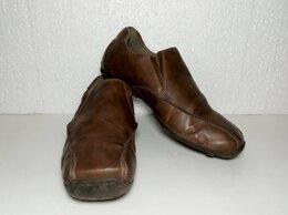 Туфли - Туфли «SF». Кожа. UK – 8,5 или 42,5 по стельке…, 0