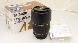 Объективы - Tamron LD DI AF 70-300mm 1:4-5.6 Новый , 0