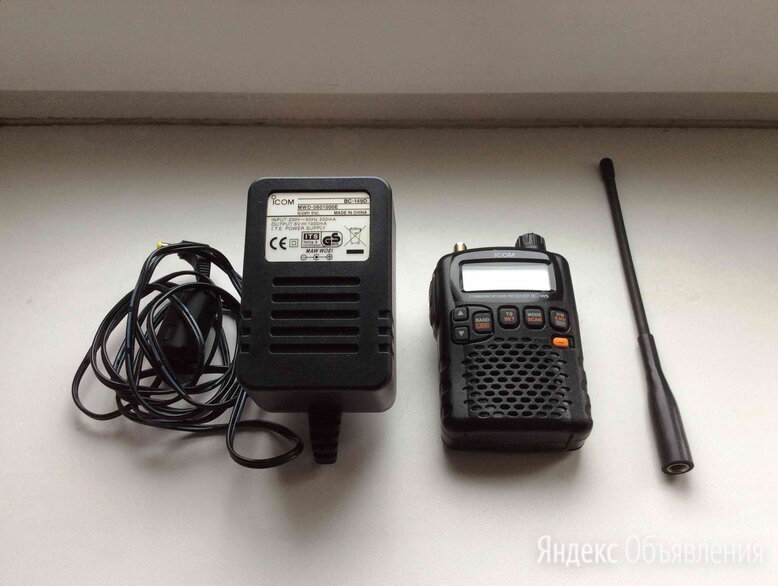 Сканирующий приёмник ICOM IC-R5 пр-во Япония. по цене 12000₽ - Рации, фото 0