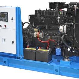 Электрогенераторы и станции - Дизельный генератор 30 кВт ТСС АД 30С-Т400-1РМ19, 0