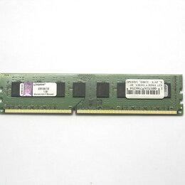 Модули памяти - Модуль памяти DIMM DDR3 8Gb 1600Mhz PC-12800 Kings, 0