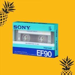 Другое - Касета Sony EF60 , 0