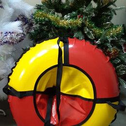 Тюбинги - Тюбинг (ватрушка для катания) ПВХ-ПВХ 95 см, 0