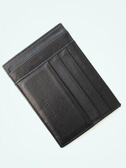 Визитницы и кредитницы - Кожаный кардхолдер Redmond, 0