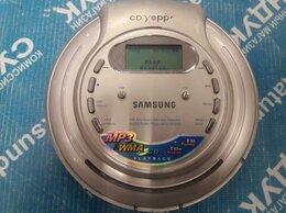 CD-проигрыватели - Портативный CD-плеер Samsung Mcd-Hf200S, 0