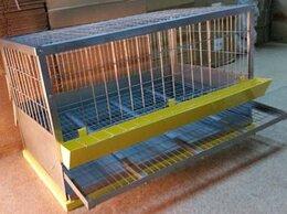 Клетки и домики - Клетка для кур с яйцесборником и выдвижным…, 0
