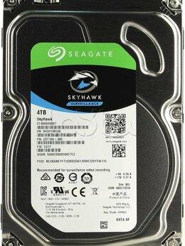 Внутренние жесткие диски - Жесткий диск Seagate 4Tb SkyHawk, для Chia, 0