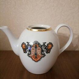 Заварочные чайники - Чайник советский Рига, 0