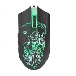 Мыши - Мышь + коврик  Defender OPTICAL GHOST GM-190L, 0
