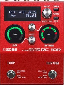 Процессоры и педали эффектов - Boss RC-10R лупер, 0
