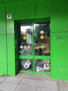 Входные двери - Двери раздвижные автоматические, 0