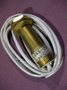 Концевые, позиционные и шарнирные выключатели - Датчик индуктивный ВКБ-08, 0
