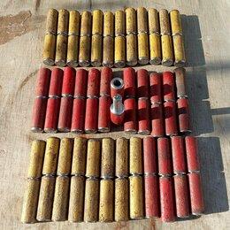 Петли дверные - Навесы на металлическую дверь, калитку. Диаметр 22мм, 0