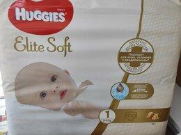Подгузники -  Подгузники Huggies Elite soft 1 (100 штук), 0